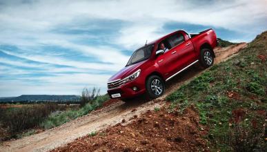 Toyota Hilux 2016: trabajo y ocio, ¿o al revés?