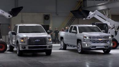 Vídeo: así demuestra Chevrolet la resistencia del Silverado