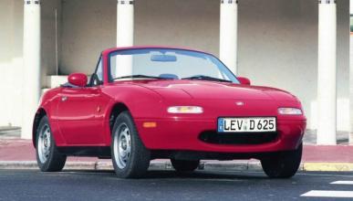 Los siete mejores Mazda de la historia