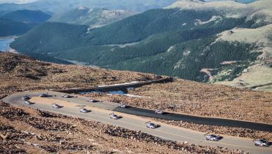 Un eléctrico de 1.000 CV listo para Pikes Peak 2016