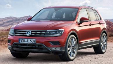 VW anuncia llamada a revisión para los Tiguan y Caddy