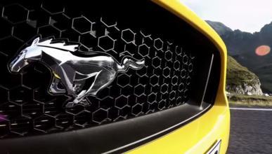 El Ford Mustang busca las mejores carreteras de Europa