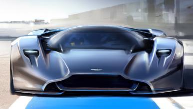 Más detalles sobre el deportivo de Aston Martin y Red Bull