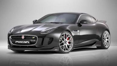 Jaguar F-Type Piecha Design todavía más bestia