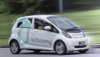 taxi sin conductor compite coche autonomo google