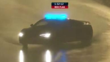 Vídeo: cruzada del Audi R8 Safety Car en Le Mans