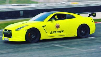 Vídeo: un Nissan GT-R rodando a fondo en Nürburgring