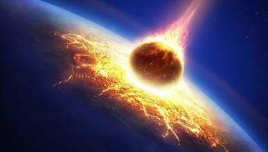 Hallan un misterioso meteorito de 470 millones de años