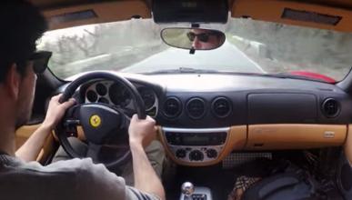 Vídeo: a fondo con un Ferrari 360 Modena