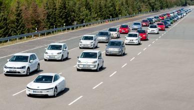 El Grupo VW eliminará más de 40 modelos de su catálogo
