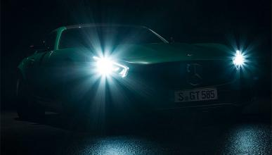 Mercedes-AMG GT R: 'Hulk' de 580 CV listo para Goodwood'16