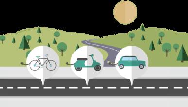 'Somos movilidad': compartir coche... pero si es eléctrico