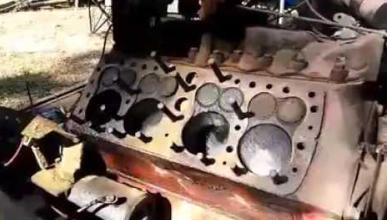 Vídeo: estos motores funcionando sin culata te hipnotizarán