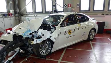 Estos son los nuevos coches de cinco estrellas EuroNCAP