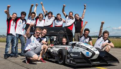 Nuevo récord para un eléctrico: 0-100 km/h en ¡1,513 sgs!
