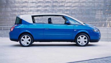 Coches que nunca se entendieron: Renault Avantime