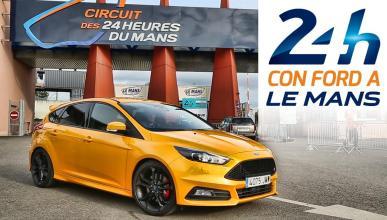¡Coge un Ford Focus ST y vete a las 24 Horas de Le Mans!