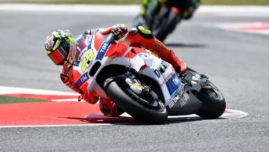 Libres MotoGP Assen 2016: la otra cara de Iannone