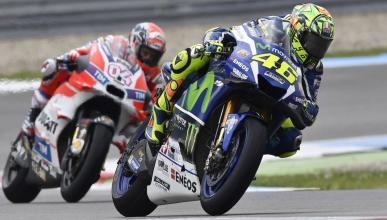 Valentino Rossi en 2016: más nivel, menor fiabilidad