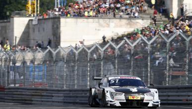 DTM 2016, Norisring: doblete de Audi