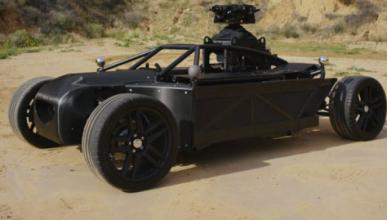 Vídeo: Blackbird, el sueño de todo anuncio de coches