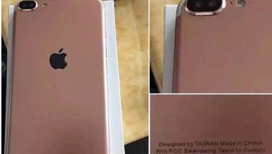 Así es el iPhone 7 (bueno, su copia china)