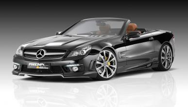 Mercedes SL R230 by Piecha Design