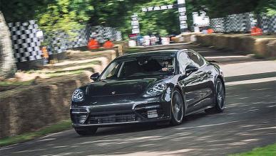 Patrick Dempsey ya sabe cómo va el nuevo Porsche Panamera