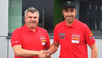Nani Roma se une a Toyota para el Dakar 2017