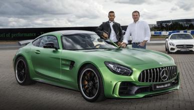 Hamilton quiere diseñar un Mercedes-AMG radical