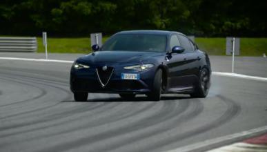 Esto opina Chris Harris sobre el Alfa Giulia Quadrifoglio