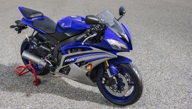 Yamaha YZF-R6 2017: recibirá actualizaciones de la R1