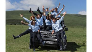 land rover discovery challenge 2016 participantes