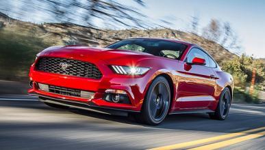 Prueba del nuevo Ford Mustang 2015