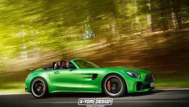 Mercedes-AMG GT R Roadster, ¡por favor, di que sí!