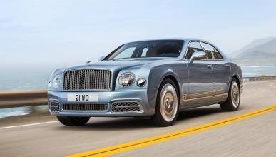 cinco mejores coches lujo