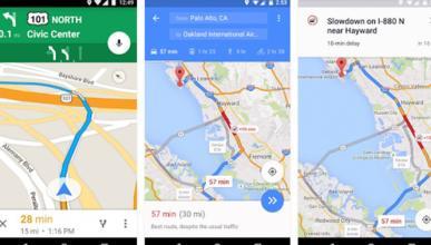 Google Maps: ahora permite crear rutas multidestino