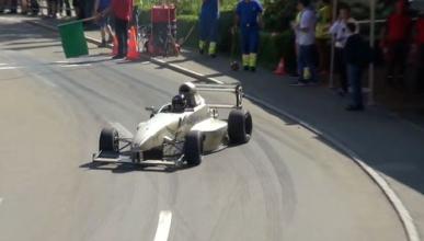 Vídeo: ¿cómo terminar una carrera en solo 4,5 segundos?