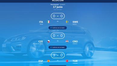 EuroPorra VW: ¡corre que se acaba el tiempo!