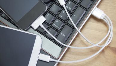 Seis trucos para cargar más rápido la batería de tu móvil