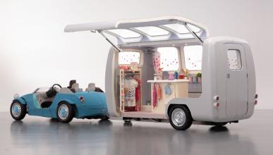 Toyota Camatte Capsule: si es un juguete, me pido ser niño