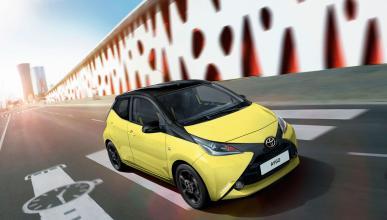 Nuevos Toyota AYGO: en amarillo, en gris, descapotable...