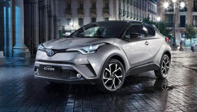 Los 7 rivales del Toyota C-HR