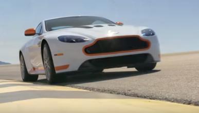 Vídeo: así se mueve el Aston Martin V12 Vantage S