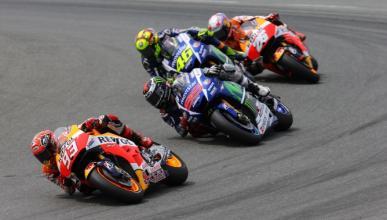 Los horarios de MotoGP, Sachsenring 2016