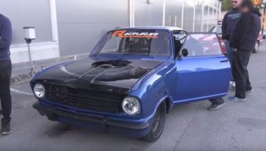 Vídeo: el Opel Kadett que puede con todos