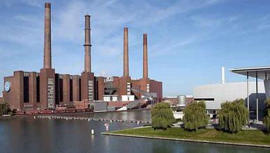 Buscan bombas sin detonar en la fábrica de Volkswagen