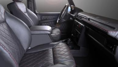 Mercedes Clase G Carbon Motors interior