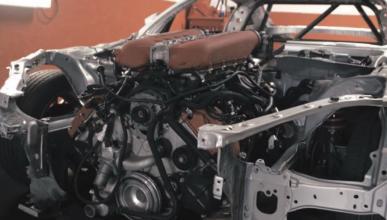 Vídeo: un Toyota GT86 con motor Ferrari... ¡está pasando!
