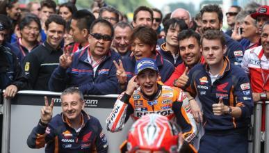MotoGP Sachsenring 2016: la hora de Marc Márquez